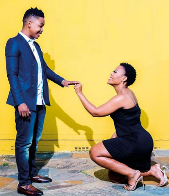 Popular South African pantless dancer, Zodwa Wabantu says her fiancee will take her surname after marriage