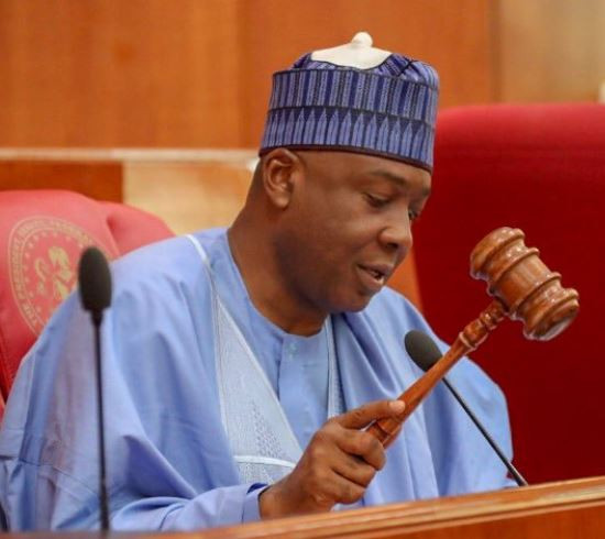 """""""Nigerian politicians must entrench peace, welfare and improved standard of living for all our people? - Bukola Saraki"""