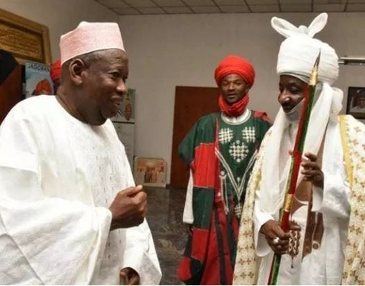 Police bans rallies in Kano State over Governor Ganduje and Emir?Sanusi