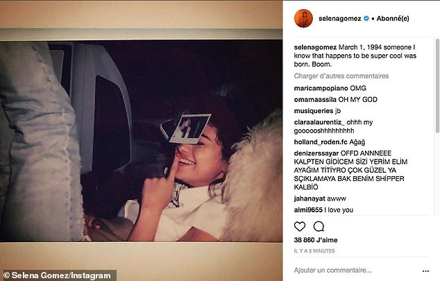 Selena Gomez deletes last Justin Bieber post from her Instagram one year after their breakup