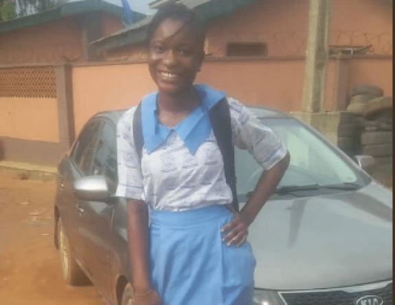 Photos: 17-year-old girl declared missing in Lagos