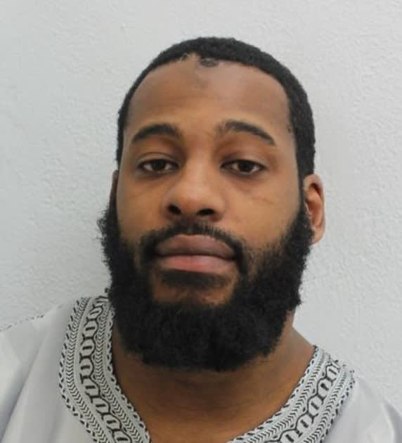 Photo: 35-year-old man, John Paul Emeh jailed for 16 years following shooting in London