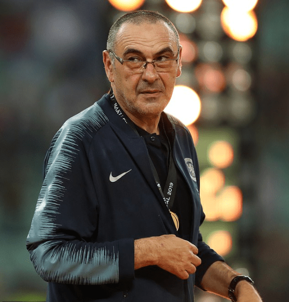 Chelsea boss Maurizio Sarri set to be named new Juventus manager