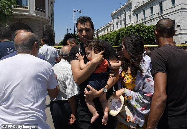 Breaking! Multiple explosions rock Tunisia as