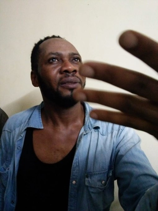 Photos: Nigerian man and his Indian girlfriend arrested in Mumbai for possession of 20 grams of cocaine