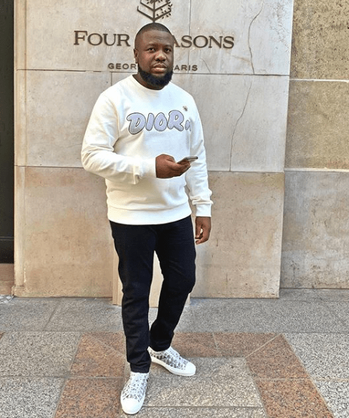 Hushpuppi tackles celebrities trying to make