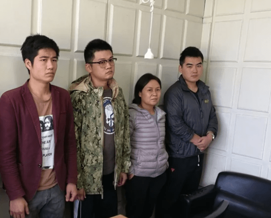 4 Chinese nationals arrested for illegal mining of gold in Kenya