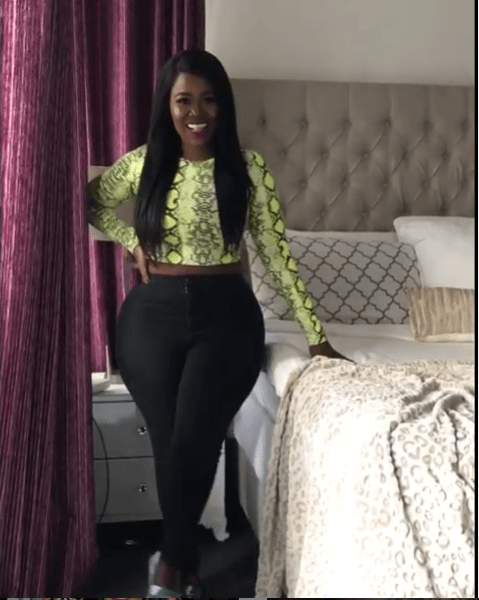 Vera Sidika shares more photos of her original black skin color after she quit bleaching