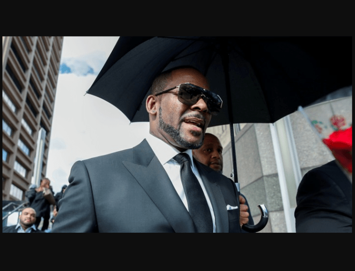 R. Kelly pleads not guilty to federal child pornography charges, to be held without bond?