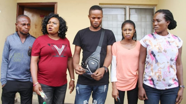 Immigration Officer, 14 passport racketeers arrested by EFCC