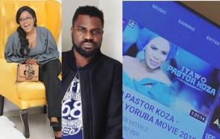 COZA: Toyin Abraham, Yomi Black Others React To 'Iyawo Pastor KOZA' Movie
