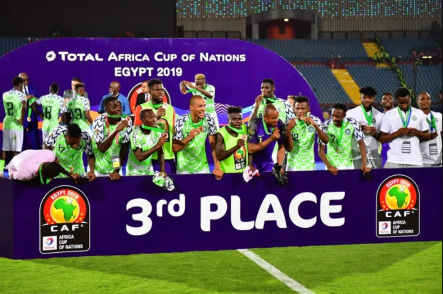 Nigeria to receive N714m from CAF as prize money for 2019 AFCON?