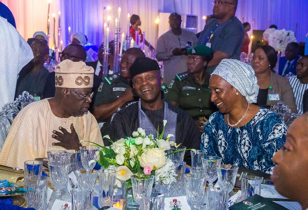 Photos:  Osinbajo, Tinubu, Sanwo-Olu, others attend 90th Birthday celebration of ex-Lagos state gov, Lateef Jakande