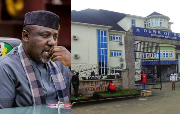 Okorocha reacts to EFCC?s sealing of properties owned by him and his family members in Imo