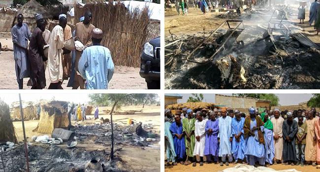 Boko Haram: Death toll in Borno funeral attack rises to 65