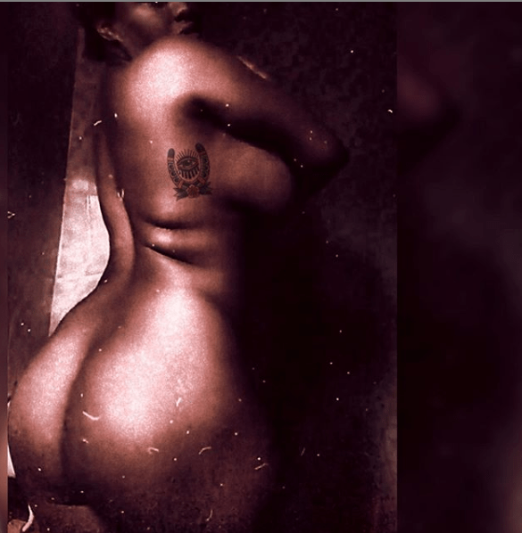 Nigerian Instagram model Uju Icy goes completely naked in new photos (18+)