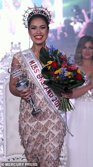 New Miss England