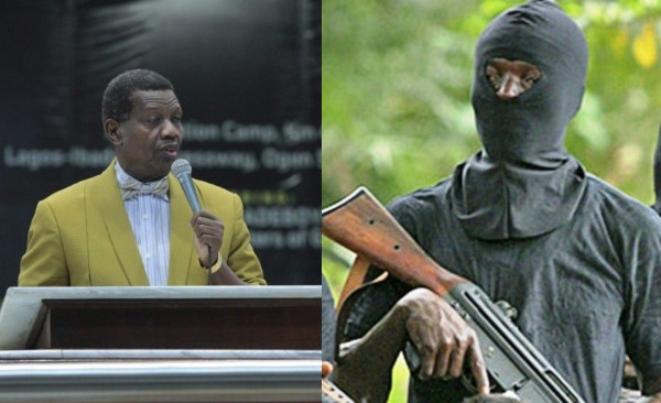 Adeboye calls for prayers as 5 RCCG pastors are kidnapped