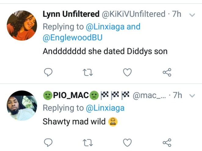 Twitter users react to Lori Harvey dating Diddy after dating his son Justin Combs