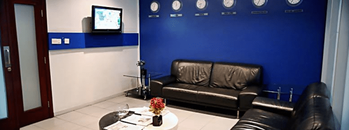 The Relaunch Of New Regus Branches In Nigeria