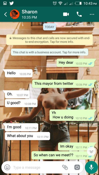 Man Shares How He Was Turned Down By A Lady Because Of Twiiter