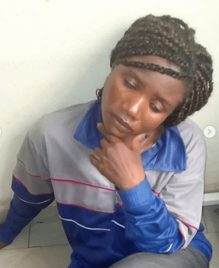 Mother Pours Hot water on her Daughter's Boy Friend in Abuja