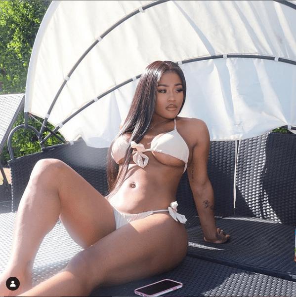 ?Lira Galore puts her bikini body on display in new photos.