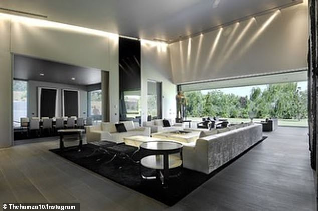 Check out the ?10m mansion ex-Chelsea star Eden Hazard just bought in Madrid (Photos)