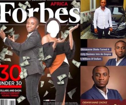 """Obinwanne Okeke """"Invictus Obi"""" Fraud Case"""