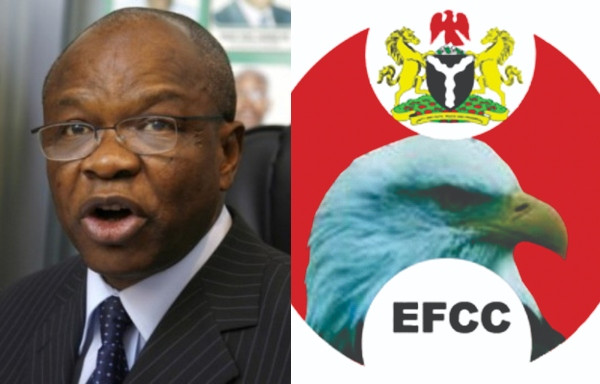Maurice Iwu meets N1 billion bail, regains freedom after a week in jail