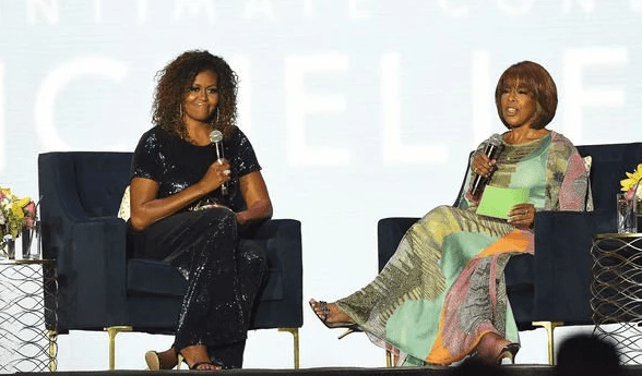 'Marry Your Equal': Michelle Obama Shared Some Powerful Relationship Advice