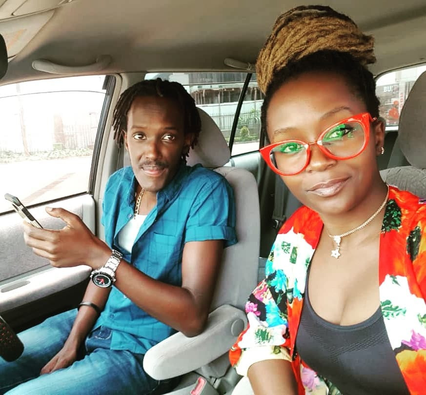 Actress Anne Kansiime