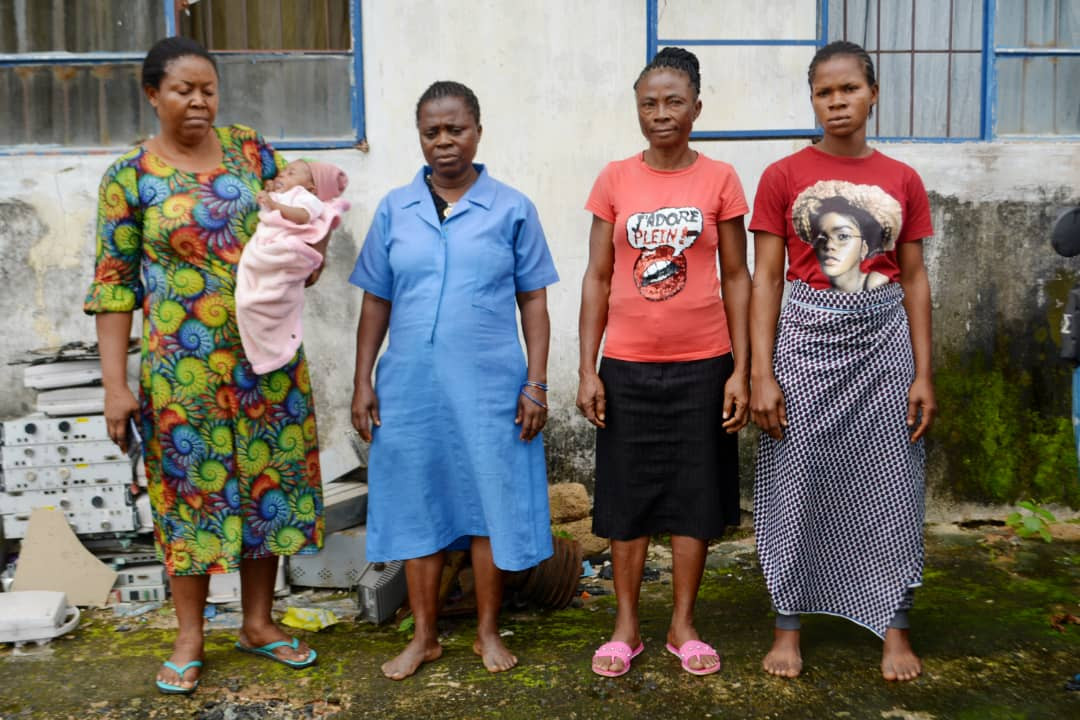 Lady sells her baby for N500k after delivery, tells her husband she lost the pregnancy