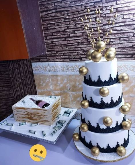 Aftermath of police invasion, Bobrisky offers to give his giant birthday cakes to any couple?getting married this?weekend
