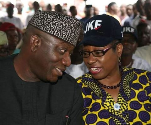Ekiti State governor, Kayode Fayemi celebrates 30th wedding anniversary with major throwback photo