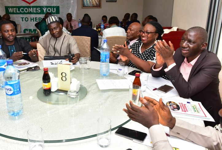 Malta Guinness Partners With The Institute Of Management Consultants (IMC) Nigeria At Their Fellowship  Induction & CMC Workshop