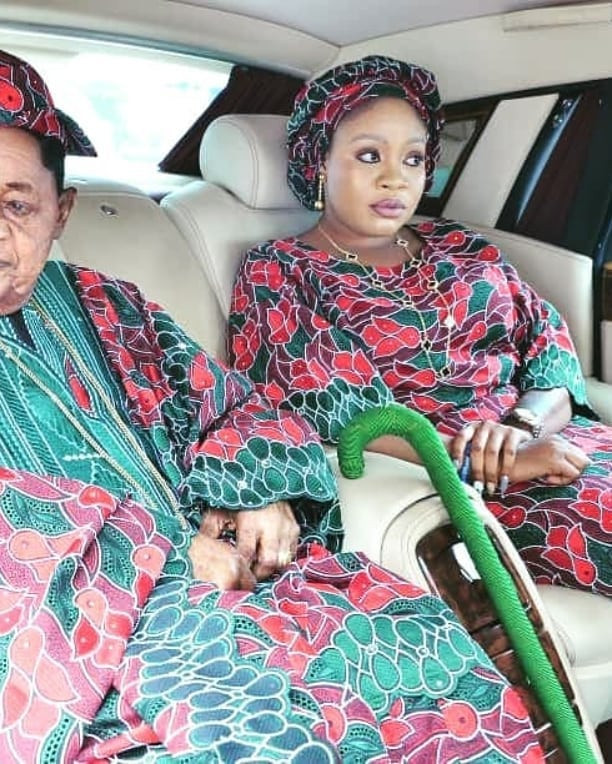 Alaafin of Oyo attends the 85th birthday of Chief Gabriel Igbinedion in style (Photos)