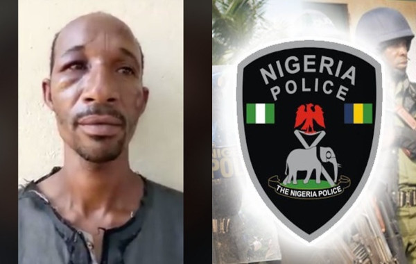 Abuja-Kaduna road kidnap ?mastermind? arrested by police (video)