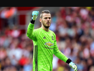 David de Gea becomes Manchester United's highest-paid player after signing new deal that'll see him take home £13.3m a season