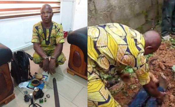 Welder kills bike rider in Niger state, harvests his intestine for ritual lindaikejisblog