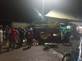 Tipper truck crushes two men to death in Nnewi