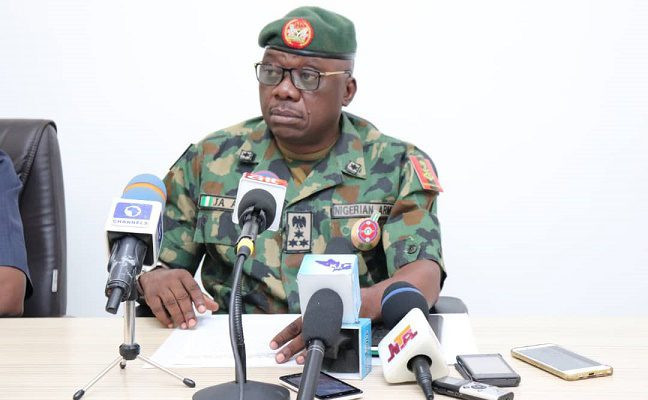 We expect up to 25% of trainees to die during recruitment ? Ex-Defence spokesman Gen. Agim lindaikejisblog