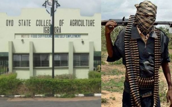 Kidnapped Oyo ASUP leaders, others regain freedom after payment of N5 million ransom lindaikejisblog