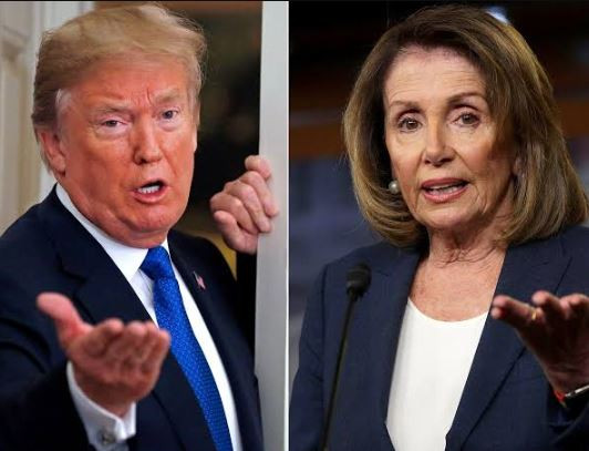 Nancy Pelosi launches formal impeachment inquiry against President Trump amid reports he withheld aid money from Ukraine