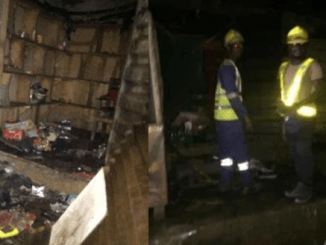 No casualties as late night fire destroys many shops in Lagos gas explosion