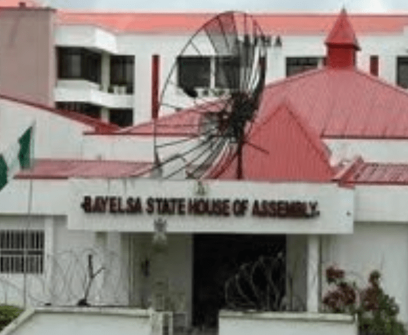 Confusion in Bayelsa State House of Assembly as thugs disrupt sitting and new speaker emerges