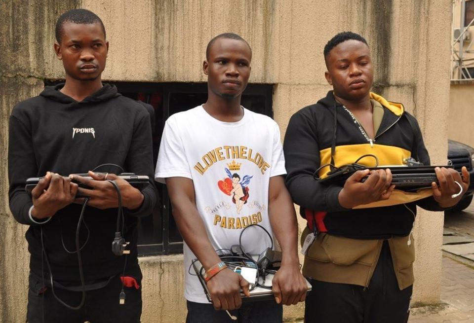 EFCC arrests 6 suspected internet fraudsters in Abuja