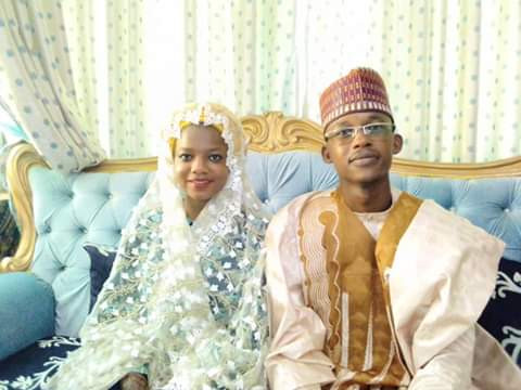 Photos from the wedding of Zamfara Governor's 22-year-old daughter