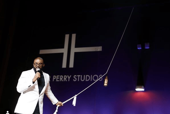Official photos from Tyler Perry Studios' grand opening gala