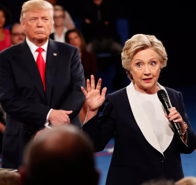 I think Crooked Hillary Clinton should enter the 2020 presidential race – President Trump Tweets